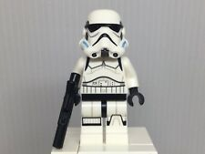 LEGO Star Wars Rebels sw0578 Scowling Face Stormtrooper Minifigure w Gun