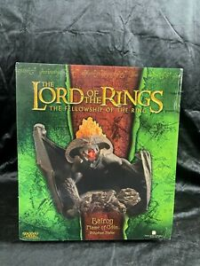 "SIDESHOW WETA LORD OF THE RINGS GANDALF ""BALROG FLAME OF UDUN STATUE FIGURE BUST"