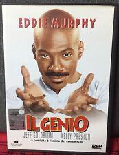 IL Genio DVD Eddie Murphy Goldblum Preston Mister G Ex Noleggio Come Foto N