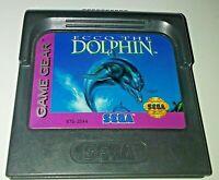 Ecco the Dolphin (Sega Game Gear, 1993) Cartridge Only