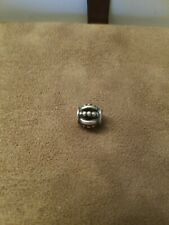 Authentic Trollbeads Royal 11227 New.925 sterling Silver Charm Bead laa
