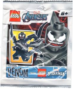 LEGO - Marvel Avengers - Venom - Foil Pack - 242104- New & Sealed - sh690