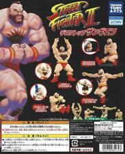 Street Fighter Ii Zangief Gachapon Gashapon