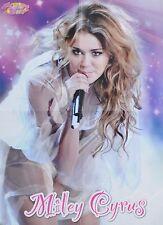 MILEY CYRUS - A2 Poster (XL - 42 x 55 cm) - Clippings Fan Sammlung NEU