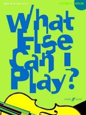 What Else Can I Play?: Violin Grade 4 by Various, Ed: Mumford | Paperback Book |