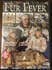 Fur Fever Coyote Craze Video Series Hunting DVD