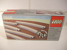 *SEALED NEW* Lego 7855 12v Electric Rail Train Track *BOITE NEUVE*