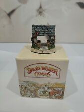 David Winter Cottages David Winter Cameos Lych Gate 1991 W/Box