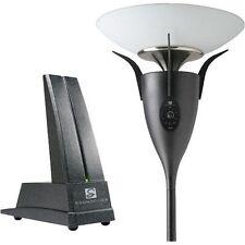 Soundolier DUO-CP by MTX Bluetooth Wireless Speaker Lamp w/ Wireless Transmitter