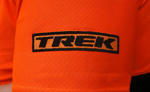 TREK Badge - Iron ON Embroidered Patch. Highest Quality. Easy Apply. Made in UK.