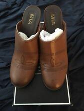 Mia Mule Shoes Size 10