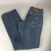 34x36 Vintage Levis 517 Mens Red TAB Bootcut Denim Jeans Made In USA 2000
