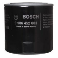 Chrysler Dodge Jeep Commander Grand Cherokee Wrangler - Bosch Oil Filter