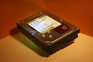 4 TB / 128 MB SATA III *  WD Gold Datacenter  WD4002FYYZ  *  ->2<-