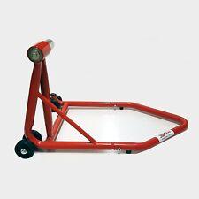 Ducati 1098, 1198, Panigale single swingarm motorbike bike rear stand  RED