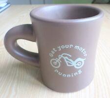 Life Is Good Mug Cup Motorcycle Get Your Motor Running Bike Cycle