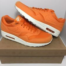 Nike Air Max 1 Ripstop Pack Mandarin Total Orange Holland (SIZE 13)