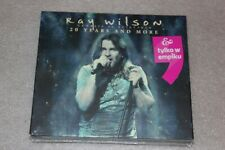 Ray Wilson - 20 Years and more - Genesis vs Stiltskin  New Sealed POLISH RELEASE