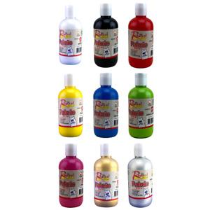 Fabric Paint 250ml Fabric Textile Ink Print Art Craft Premium Made In Australia