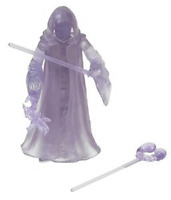 Star Wars Revenge of the Sith Exclusive Holographic Emperor Action Figure