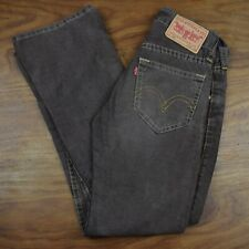 "vtg Levi's 907 Red Tab Cords Jeans - W28"" x L32"" #97 SUPERB JEANS"