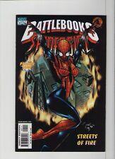 Battlebooks Spider-Girl #1 - Streets Of Fire HTF - 1998 (Grade 9.2+) WH