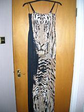 LARGER LADIES SIZE XXL 16 18 20 VERY LONG MAXI DRESS TRANSVESTITE CROSSDRESSER 7