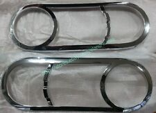 Chrome Rear Tail Lamp Molding:2p Made Korea for Hyundai PorterⅡ/H-100 04~  K-587