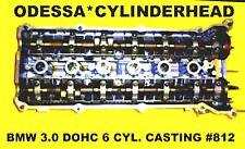 BMW 2.7 SOHC 325 528 530  CYLINDER HEAD