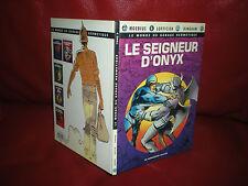 LE MONDE DU GARAGE HERMETIQUE N°5 LE SEIGNEUR D'ONYX - EO 1992 - MOEBIUS