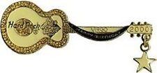 Hard Rock Cafe TOKYO 2000 Virgo BIRTHDAY GUITAR PIN Zodiac Dangler - HRC #9996