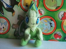 Pokemon Plush Celebi 2001 Bandai Mini Stuffed Doll figure Toy US Seller