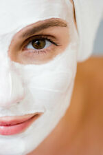 Bentonite Facial / Body Clay Wrap Heals Psoriasis / Blemishes / Eczema / Acne