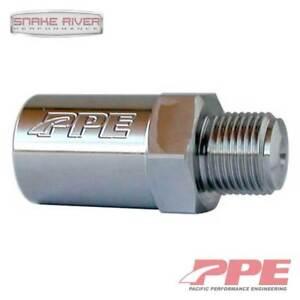 PPE RACE FUEL VALVE FOR 2001-2004 CHEVY GMC DURAMAX DIESEL 6.6L LB7 113072800