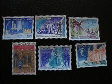 MONACO - timbre yvert et tellier n° 1175 a 1180 n* (A15) stamp