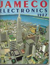 New ListingJameco Electronics 1987 Vintage Computers Devices Parts etc San Francisco Cvr