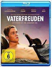 BLU-RAY  VATERFREUDEN  (mit Matthias Schweighöfer)