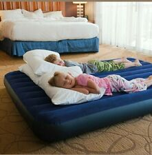 Intex Classic Downy Twin Airbed Inflatable Mattress Air Bed For Camping New