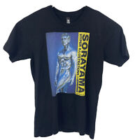 "88RISING /""Robot Mermaid/"" T-Shirt Blk Mens M NEW *VeryLimited//FewLeft* SORAYAMA"