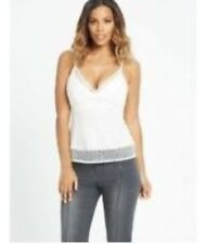 Rochelle Humes All Over Lace Camisole - Cream - Size 14- Brand New - RRP £38