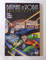 Batman and Robin Adventures #1  2016 DC Comics TPB 1st Print New