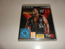 Playstation 3 wwe 13-Collector 's Edition (Austin 3:16 Edition)