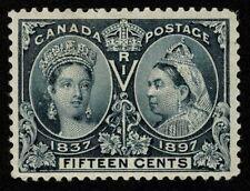 Canada Stamp Scott#58 15c Jubilee Issue Mint LH OG Well Centered