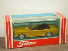 Ford Mustang Convertible - Tekno Denmark in Box *36361