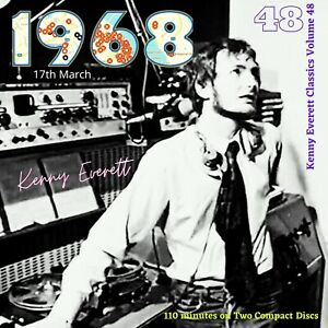 Not Pirate Radio Kenny Everett Classics Vol 48 (1968)
