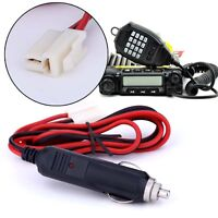Cigarette Lighter Car Charger Power Adapter Cable for TYT TH-9000D Mobile Radio