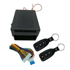 Universal Car Remote Central Kit Door Lock Vehicle Keyless Entry System SE