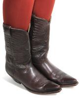 Westernstiefel Bottes de Cowboy Catalan Style Line Dance Texas Bottes Buffalo 38