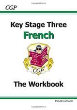KS3 French Workbook with Answers: Workbook Pt. 1 & 2 (Workbooks) By Richard Par