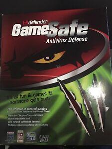 Bitdefender Game Safe Antivirus Defense [NEW & SEALED] - PC (2008)